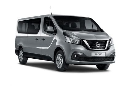 Lease Nissan NV300 car leasing