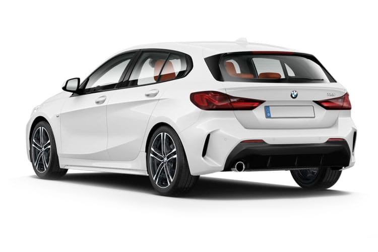 BMW 1 Series 118 Hatch 5Dr 1.5 i 136PS M Sport 5Dr Manual [Start Stop] [Tech Pro] back view