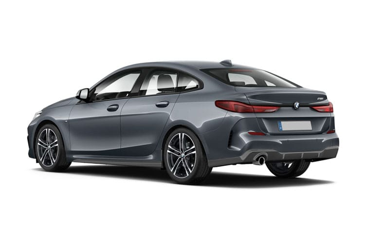 BMW 2 Series 218 Gran Coupe 2.0 d 150PS M Sport 4Dr Manual [Start Stop] back view