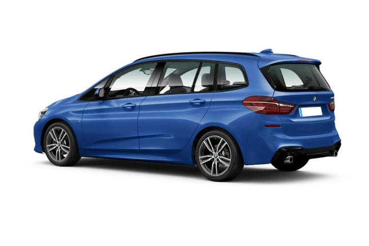 BMW 2 Series Tourer 220 xDrive Gran Tourer 2.0 d 190PS Luxury 5Dr Auto [Start Stop] back view