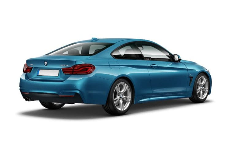 BMW 4 Series 420 Coupe 2.0 i 184PS M Sport 2Dr Auto [Start Stop] back view