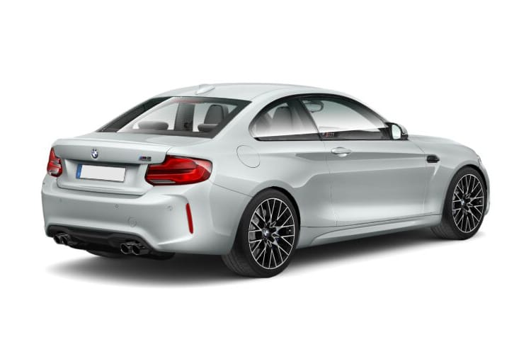 BMW 2 Series 220 xDrive Coupe 2.0 d 190PS M Sport 2Dr Auto [Start Stop] back view