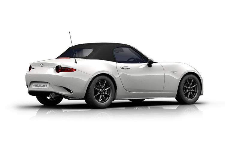 Mazda MX-5 RF 1.5 SKYACTIV-G 132PS SE-L 2Dr Manual [Start Stop] back view