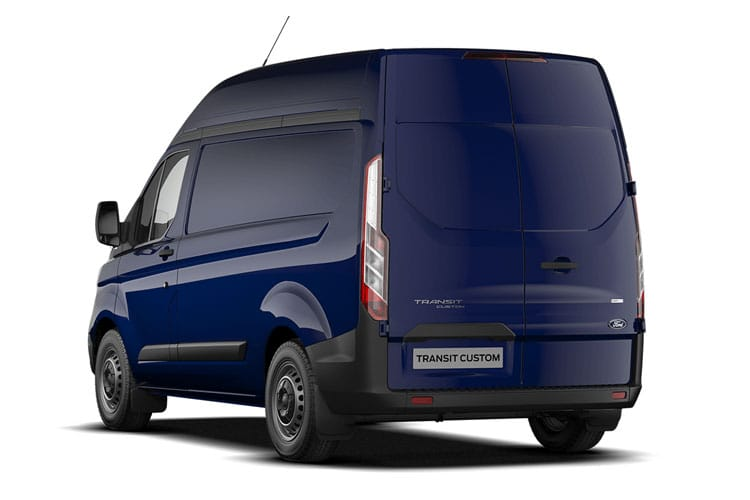 Ford Transit Custom 340 L2 2.0 EcoBlue FWD 170PS Trend Van High Roof Manual [Start Stop] back view
