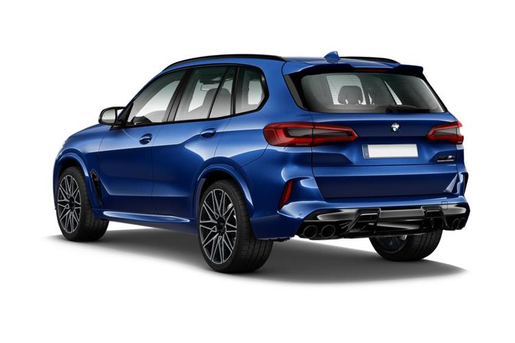 BMW X5 xDrive45e SUV 3.0 e PHEV 24kWh 394PS M Sport 5Dr Auto [Start Stop] [5Seat] back view