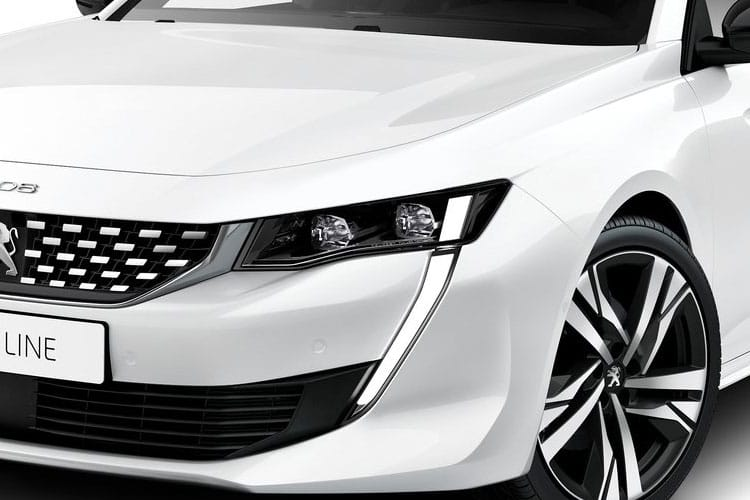 Peugeot 508 Fastback HYBRID 1.6 PHEV 11.8kWh 225PS Allure 5Dr e-EAT [Start Stop] detail view