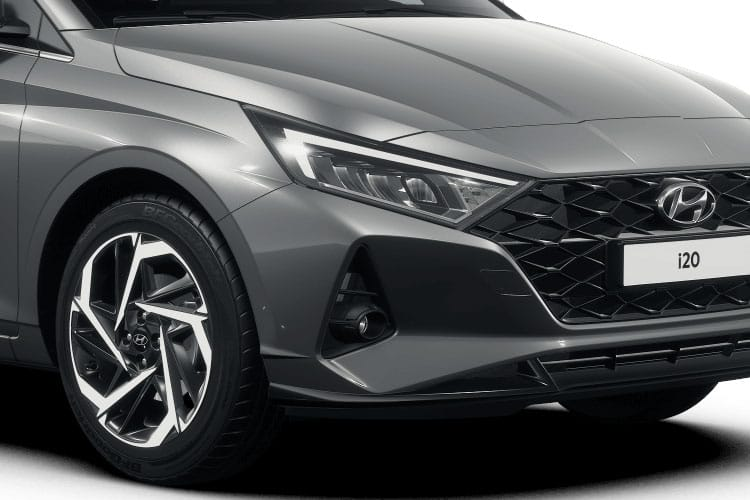 Hyundai i20 Hatch 5Dr 1.0 T-GDi MHEV 100PS Ultimate 5Dr DCT [Start Stop] detail view