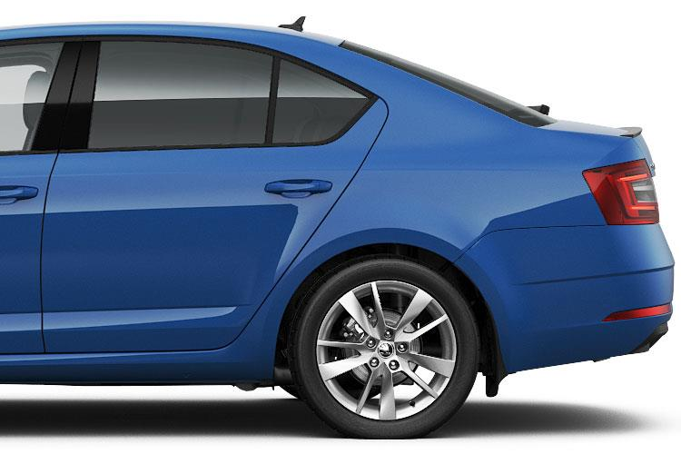 Skoda Octavia Hatch 5Dr 1.0 TSi 110PS SE Technology 5Dr Manual [Start Stop] detail view