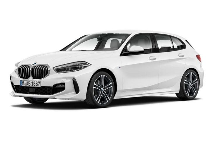 BMW 1 Series 118 Hatch 5Dr 1.5 i 136PS M Sport 5Dr Manual [Start Stop] [Tech Pro] front view