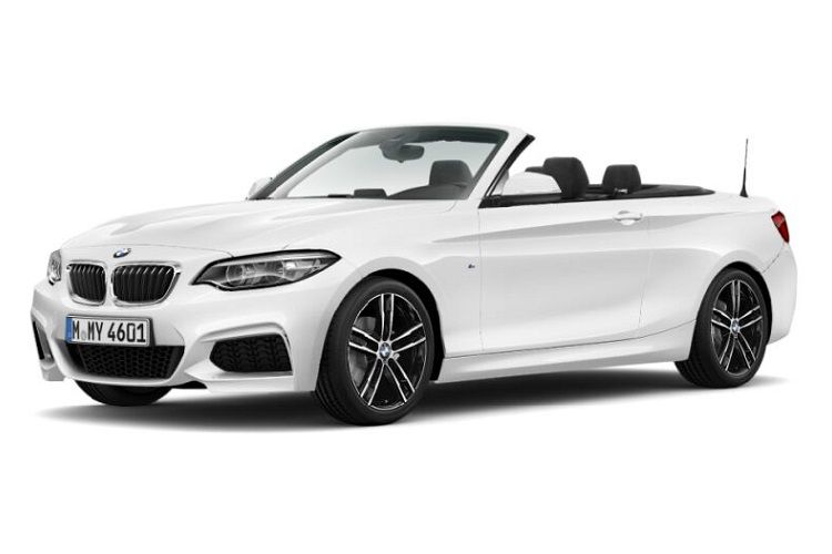 BMW 2 Series 218 Convertible 1.5 i 136PS M Sport 2Dr Manual [Start Stop] front view