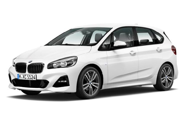 BMW 2 Series Tourer 220 xDrive Active Tourer 2.0 d 190PS M Sport 5Dr Auto [Start Stop] front view