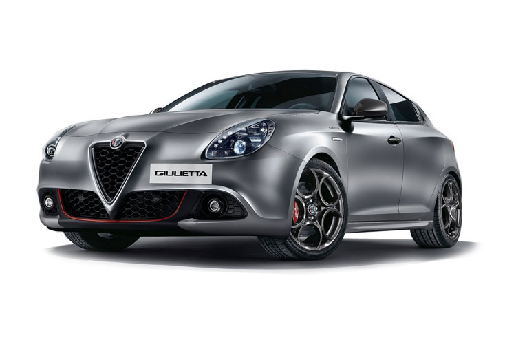 Alfa Romeo Giulietta Hatch 5Dr 1.4 TB 120PS Speciale 5Dr Manual [Start Stop] front view