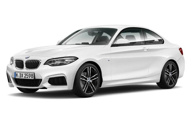 BMW 2 Series 220 xDrive Coupe 2.0 d 190PS M Sport 2Dr Auto [Start Stop] front view