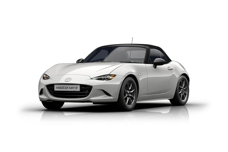 Mazda MX-5 RF 1.5 SKYACTIV-G 132PS SE-L 2Dr Manual [Start Stop] front view