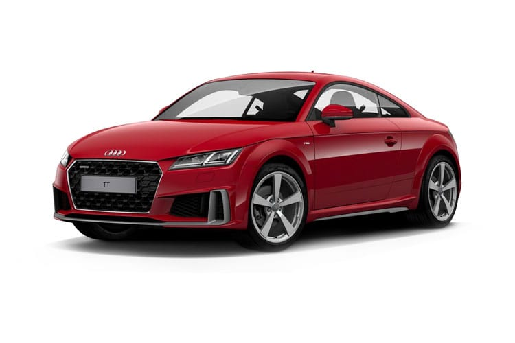 Audi TT 45 Coupe 2.0 TFSI 245PS Sport 3Dr S Tronic [Start Stop] [Technology] front view