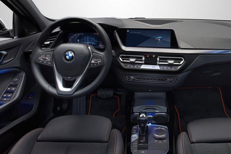 BMW 1 Series 118 Hatch 5Dr 1.5 i 136PS M Sport 5Dr Manual [Start Stop] [Tech Pro] inside view