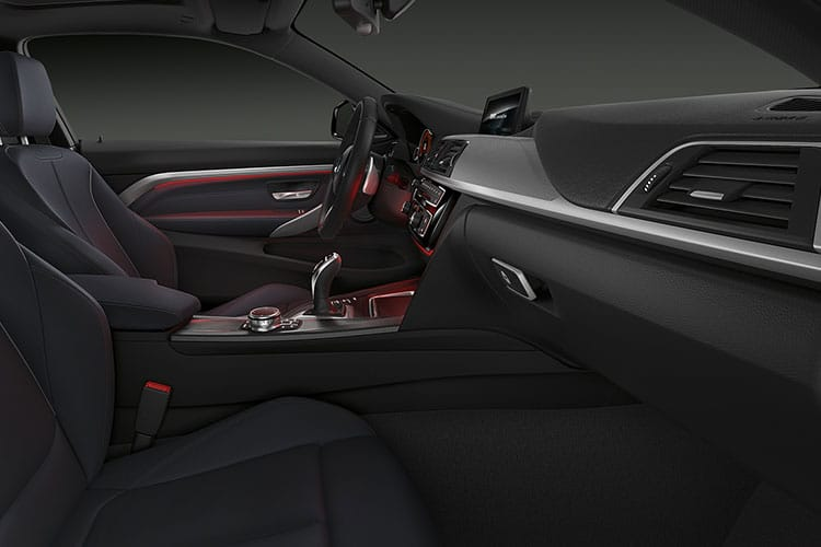 BMW 4 Series 420 Coupe 2.0 i 184PS M Sport 2Dr Auto [Start Stop] inside view