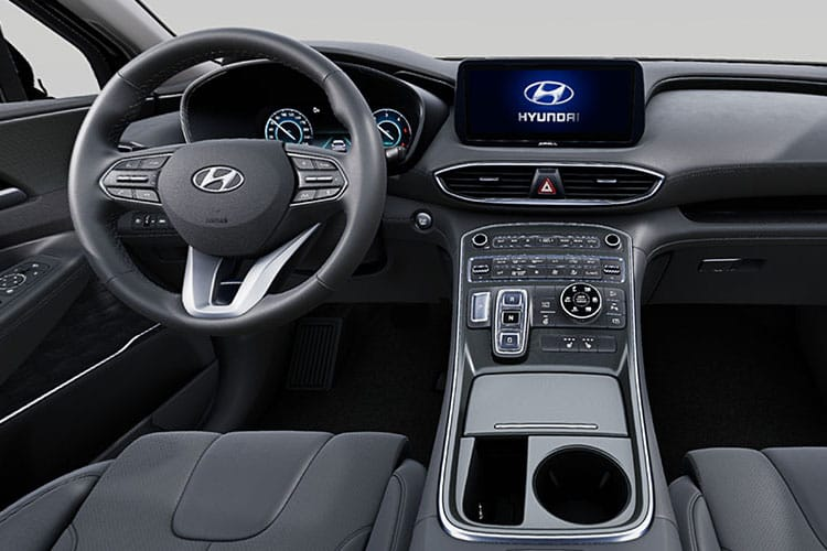 Hyundai KONA SUV Elec 39kWh 100KW 136PS SE Connect 5Dr Auto [10.5kW Charger] inside view