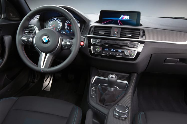 BMW 2 Series 220 xDrive Coupe 2.0 d 190PS M Sport 2Dr Auto [Start Stop] inside view