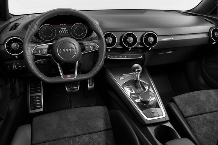 Audi TT 45 Coupe 2.0 TFSI 245PS Sport 3Dr S Tronic [Start Stop] [Technology] inside view