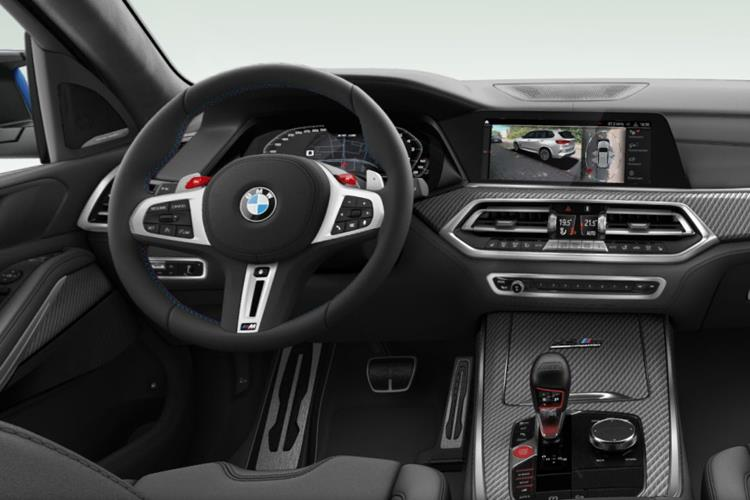 BMW X5 xDrive45e SUV 3.0 e PHEV 24kWh 394PS M Sport 5Dr Auto [Start Stop] [5Seat] inside view