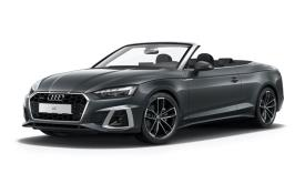 Audi A5 Convertible 40 Cabriolet quattro 2Dr 2.0 TDI 190PS Vorsprung 2Dr S Tronic [Start Stop]