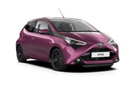 Toyota Aygo Hatchback Hatch 5Dr 1.0 VVTi 71PS x-clusiv 5Dr Manual