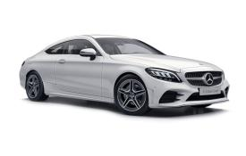 Mercedes-Benz C Class Coupe C300 Coupe 4MATIC 2.0 d 245PS AMG Line Edition Premium 2Dr G-Tronic+ [Start Stop]