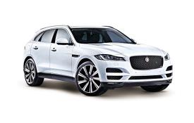 Jaguar F-PACE SUV SUV AWD 2.0 d MHEV 204PS HSE 5Dr Auto [Start Stop]