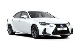 Lexus IS Saloon 300 Saloon 2.5 h 223PS F-Sport 4Dr E-CVT [Start Stop] [Premium SRoof]