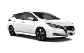 Nissan Leaf Hatchback Hatch 5Dr Elec 62kWh 160KW 217PS e+ N-Connecta 5Dr Auto
