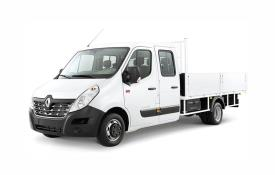 Renault Master Tipper MWBL 35TW RWD 2.3 dCi ENERGY DRW 145PS Business Tipper Double Cab Manual [Start Stop]