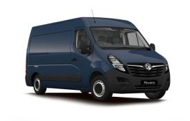 Vauxhall Movano HGV Van High Roof R45DRW L3 2.3 CDTi BiTurbo DRW 130PS Edition Van High Roof Manual
