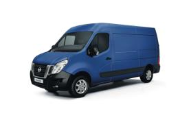 Nissan NV400 Van Medium Roof L2 35 FWD 2.3 dCi FWD 150PS Acenta Van Medium Roof Manual [Start Stop]