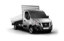 Nissan NV400 Tipper L3 35TW RWD 2.3 dCi DRW 145PS Acenta Tipper Manual [Start Stop]