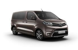 Toyota PROACE Verso MPV Long 2.0 D FWD 150PS Shuttle MPV Manual [Start Stop] [9Seat Safety Sense]