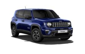 Jeep Renegade SUV 4xe SUV 1.3 GSE T4 PHEV 11kWh 190PS Limited 5Dr Auto [Start Stop]