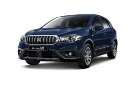 Suzuki S-Cross SUV SUV ALLGRIP 1.4 Boosterjet 140PS SZ5 5Dr Auto [Start Stop]