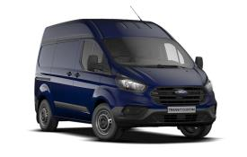 Ford Transit Custom Van High Roof 340 L1 2.0 EcoBlue FWD 130PS Limited Van High Roof Auto [Start Stop]