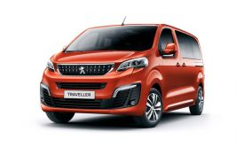Peugeot Traveller MPV Standard 5Dr 2.0 BlueHDi FWD 145PS Active MPV Manual [Start Stop] [8Seat]
