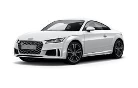 Audi TT Coupe 45 Coupe 2.0 TFSI 245PS Black Edition 3Dr S Tronic [Start Stop]