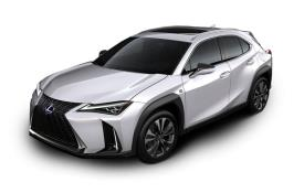 Lexus UX SUV 250h SUV 2.0 h 184PS UX 5Dr E-CVT [Start Stop] [Prem Plus Tech Safety SRoof]