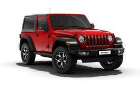 Jeep Wrangler SUV SUV 2Dr 2.0 GME 272PS Rubicon 2Dr Auto [Start Stop]